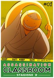 Assassination Classroom | Episodio 01 | Seconda Stagione