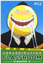 Assassination Classroom | Episodio 02 | Seconda Stagione
